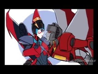 Transformers Starscream x Windblade (Request)