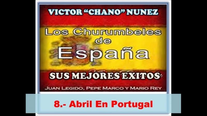 LOS CHURUMBELES DE ESPAÑA EXITOS ORIGINALES