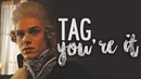 Edward Mott | tag you're it