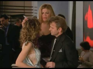 Kristen Johnston in Sex And The City