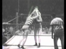 Lindy Lawrence vs Jacque LaMonte 1950 Wrestling From Hollywood ladies women female women's