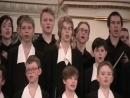 Юбилелйный концерт хоровой студии мальчиков и юношей СПб. 13 апреля 2018 года. Дж. Верди. Хор из оперы Набукко