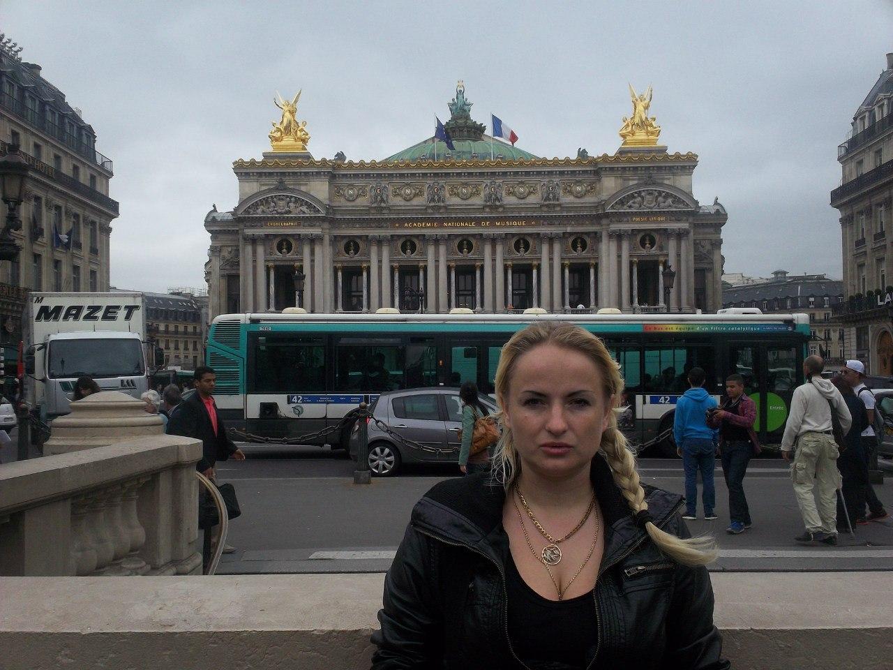 Елена Руденко. Франция. Париж. 2013 г. июнь. E0JoAUuYzJk