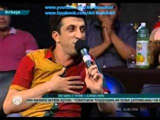 SUPER Meyxana Oktay vs Samire - DAŞA DİVARLARA SARİLMİŞAM - MAC MAC QUC QUC DARİXMİŞAM / 03.06.2013