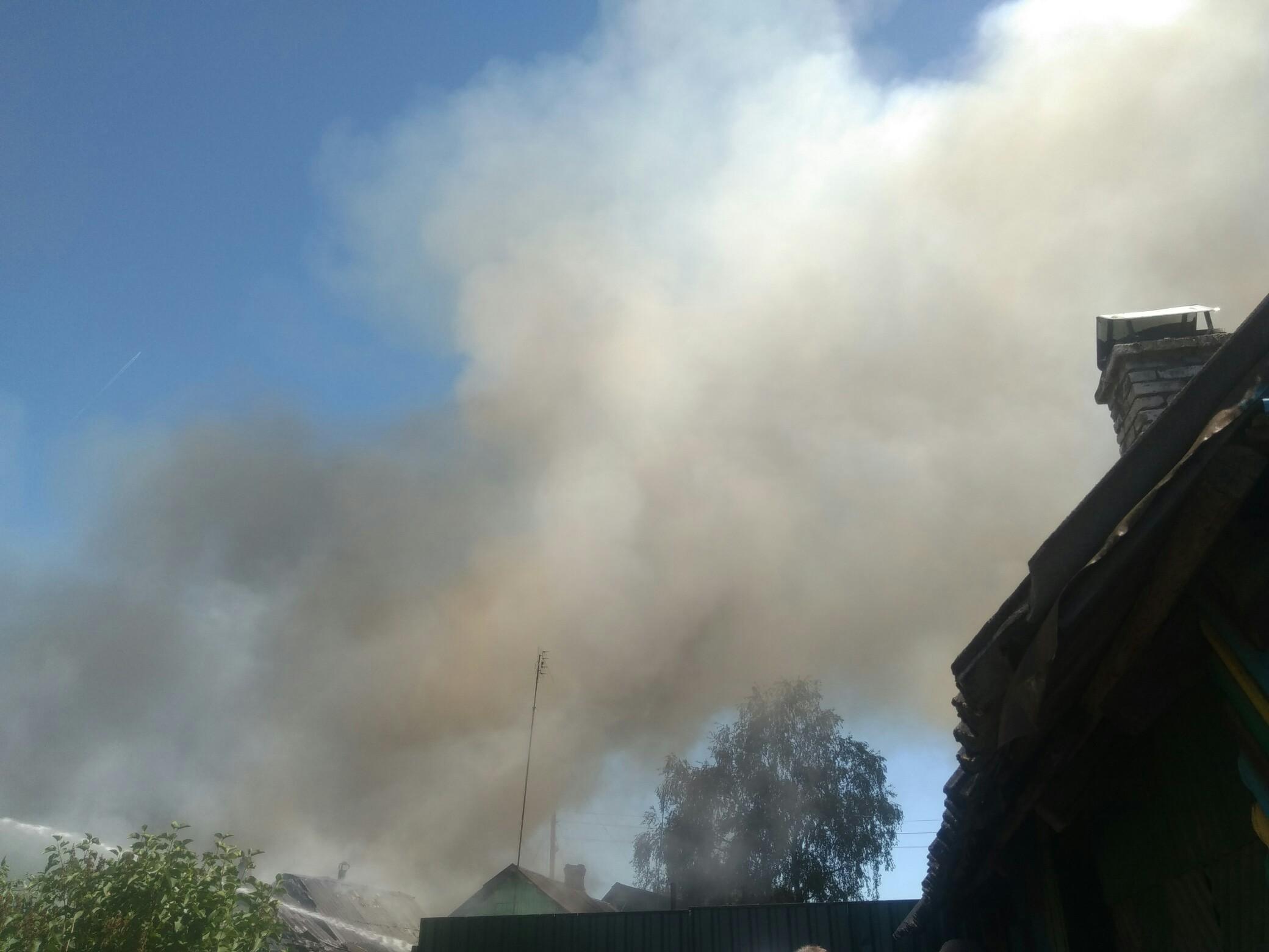 9 июня в Борисове произошло 2 пожара. Погиб человек