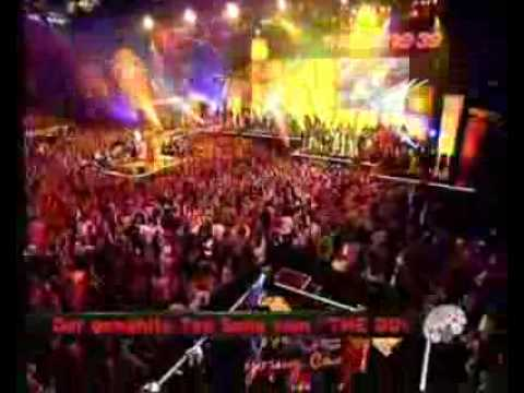 Aneela feat Arash Chori Chori live @ Dome