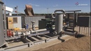 Специалисты контролируют работу системы дегазации на полигоне «Лесная»