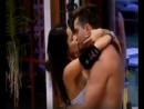 20 02 2017 Parte 12 Emilly e Marcos se beijam na sala Brothers almoçam