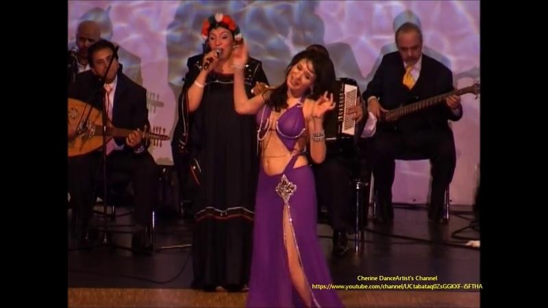 Dina , Taht El Shibak choreography, الراقصة دينا