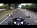 Безумные ситуации мотоциклистов на дороге 2018