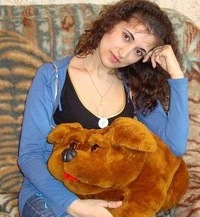 Юлия Сущеня, 8 июля , Санкт-Петербург, id14950335
