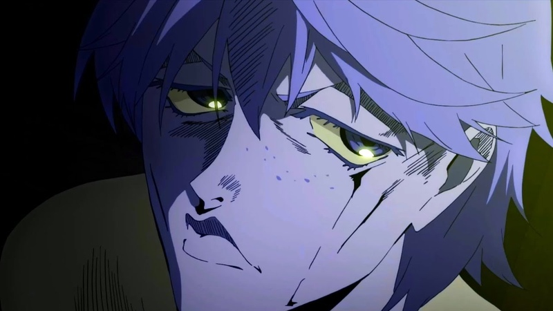 When you hear a Jojo Reference
