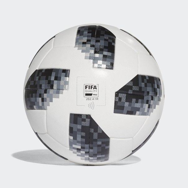 Telstar 18 - официальный игровой мяч 2018 FIFA World Cup Russia™