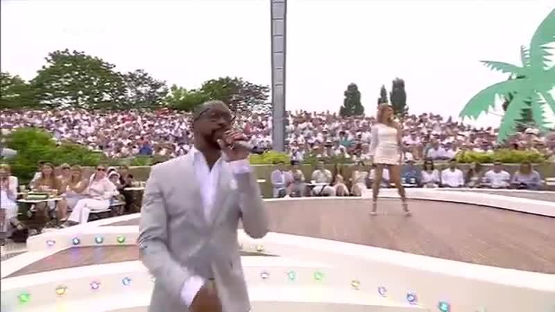 LayZee aka Mr. President - Coco Jamboo (ZDF-Fernsehgarten - 2017-08-27)