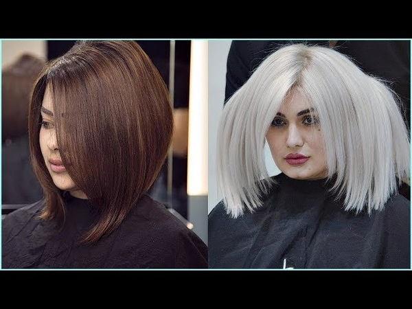 11 Beautiful Straight Bob And Wavy Haircuts For Girls ♥️ Best Haircuts Hairstyles