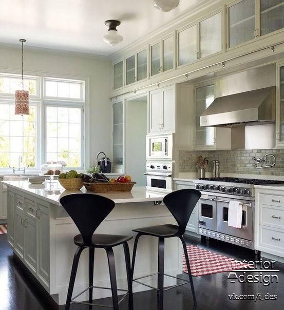 Кухня в классическом стиле (1 фото) - картинка