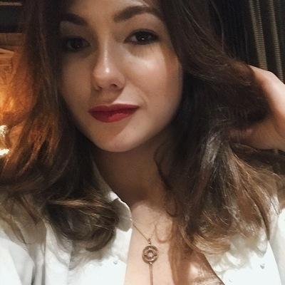 Анастасия Бородаченко