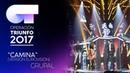 CAMINA - Grupal | OT 2017 | Gala Eurovisión