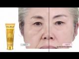 Золотая маска для лица с лифтинг эффектом