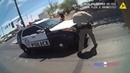 Полиция Лас-Вегаса Стреляет В Спину Прохожему