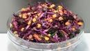 Овощной САЛАТ Свежесть без майонеза - Легкий и Ооочень Вкусный