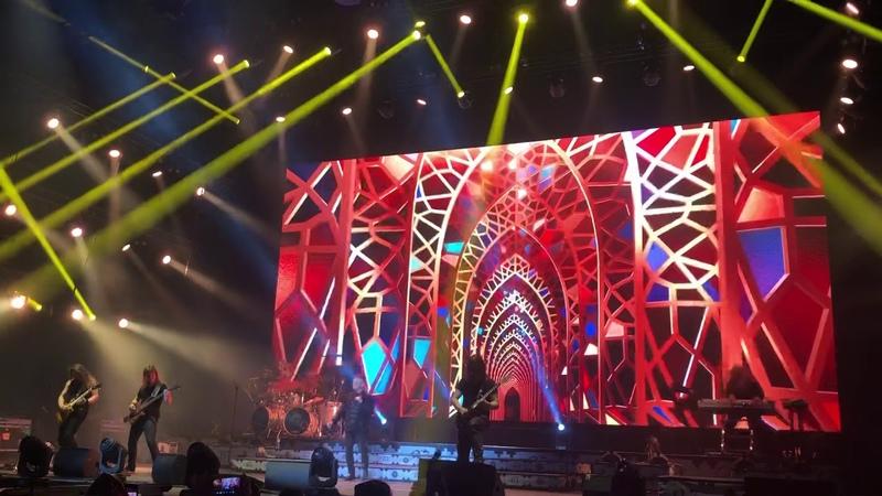 Raskasta Joulua - Joulun aikaan - Anthony Parviainen - LIVE 12/2018, Hartwall Areena, Helsinki, Fin