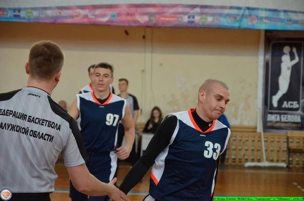 "МЛБЛ К.о., ""Адреналин"" vs ""Обнинск"", 24.03.19"