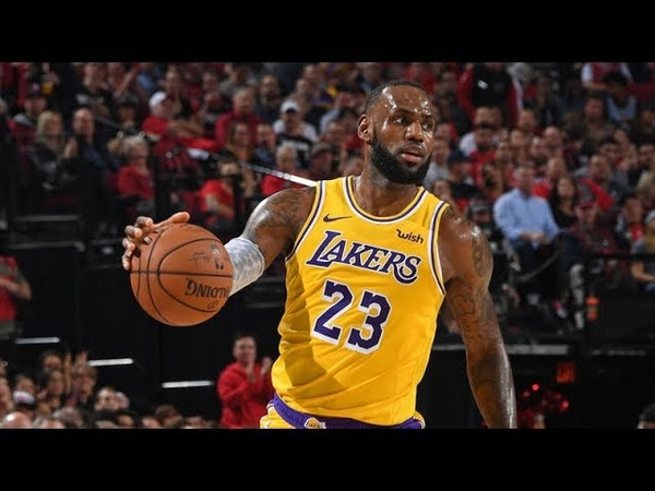 LA Lakers vs Portland Trail Blazers - Full Game Highlights | Oct 18, 2018 | NBA 2018-19