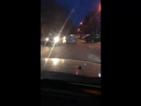 Воронеж. Пьяная девушка ударила два авто и скрылась с места