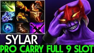 Sylar [Faceless Void] Pro Carry Full 9 Slot Hard Game 7.19 Dota 2