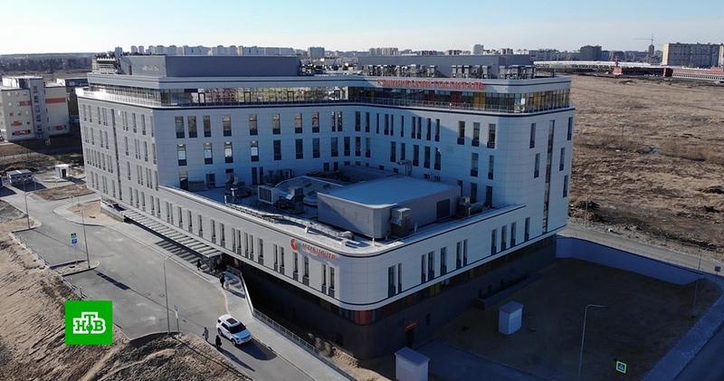 В Тюмени открылся новый многопрофильный госпиталь