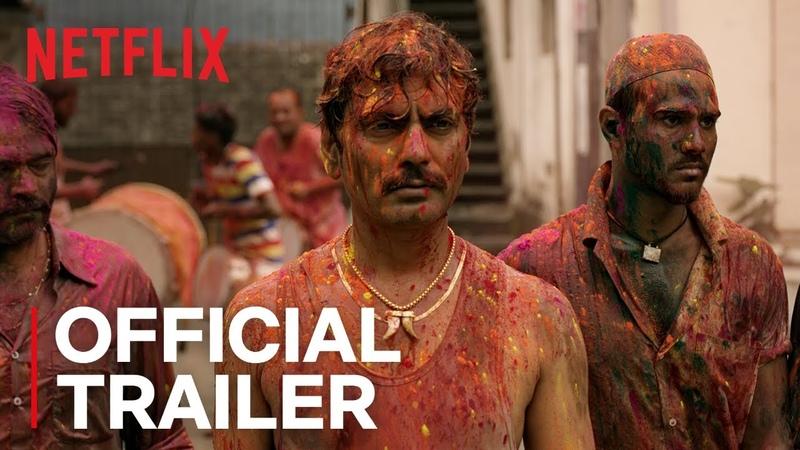 Sacred Games | Official Trailer [HD] | Netflix