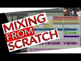 Mixing a song from scratch- Warren Huart Produce Like A Pro