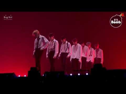 [BANGTAN BOMB] FAKE LOVE Special Stage (BTS focus) @2018 AAA - BTS (방탄소년단)