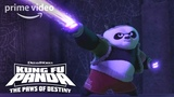 Kung Fu Panda The Paws of Destiny Season 1 - Official Trailer Prime Video Kids