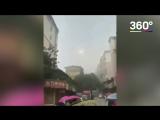 Неопознанный летающий объект в Сычуане