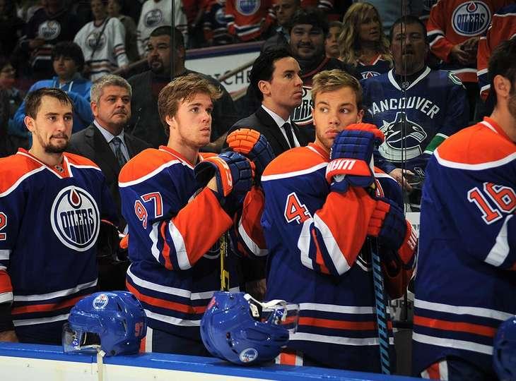 МакДэвид в НХЛ