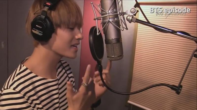 V (김태형 BTS)s amazing vocals