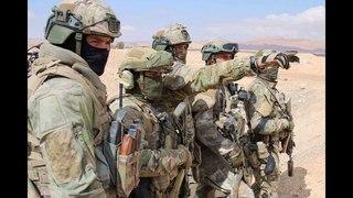 Спецназовец США С русскими в бою, первый и единственный раз, я столкнулся в Алеппо stra