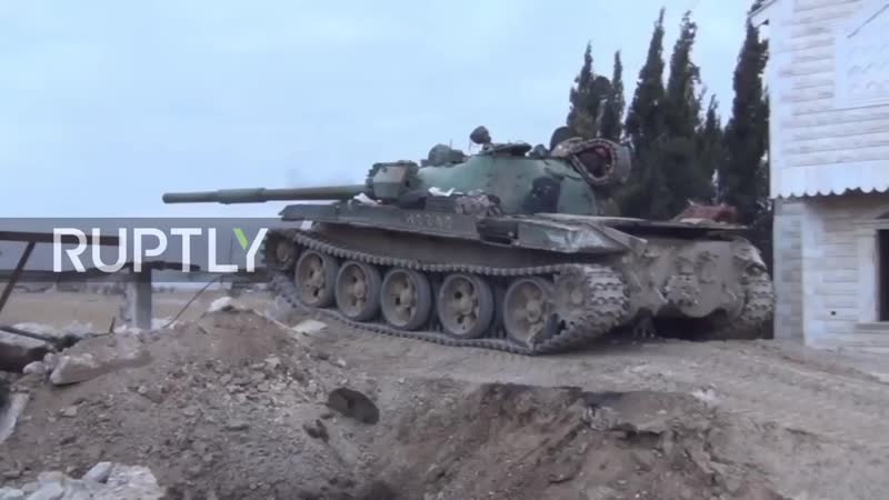 Siria EAS recupera zonas estratégicas en Ghouta Oriental.mp4