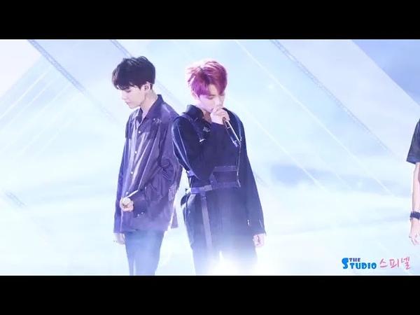 [JK FOCUS] BTS 'SPRING DAY' Lotte Duty Free Family Concert 2018 (FANCAM)