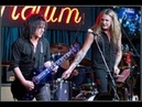 SEBASTIAN BACH STEVE STEVENS Perform AC/DC, AEROSMITH, QUEEN Covers at The Iridium, NYC 01/29/2012