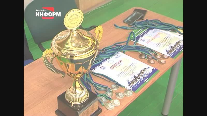 В Пыть-Яхе состоялся первый фестиваль национальных видов спорта народов Севера