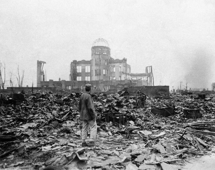 В 1945 году человек по имени Цутому Ямагучи пережил...