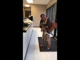 Woman Reunited With Her Missing Puppy After 2 Weeks