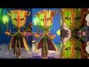 Обзор на ДРУИД РОЗУ Druid Rose Растения против Зомби Садовая Война 2