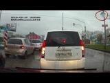 Все чаще взаимоуважение на дороге выглядит так...(видео Ратмира)