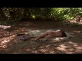 Убийца расправляется с парочкой в лесу (Отрывок из фильма