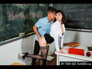 Naughty america my first sex teacher / audrey noir & jay romero