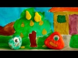 Детские Мультфильмы - Чуба и Буба - Чуба и Буба - детское творчество - мультик 2
